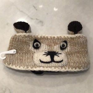 Other - Knitted kids Headband/Ear Warmer. New without tags